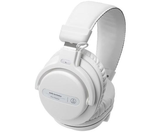 Audio Technica DJ Headphones White