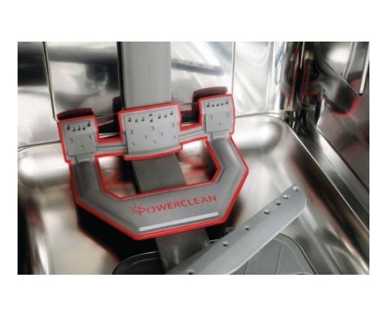 Whirlpool WSFO 3O34 PF X trauku mazgājamā mašīna 45cm ner. tēr.