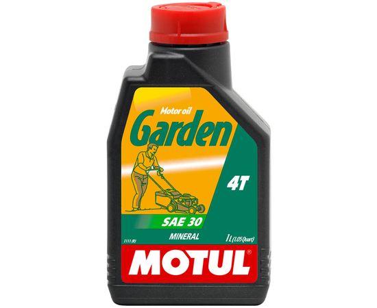 Motul elļa Garden 4T SAE 30 0.6L Motoreļļa dārza tehnikai