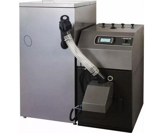 Nibe-Biawar Pellux 100 Touch 30kw granulu katls+deglis