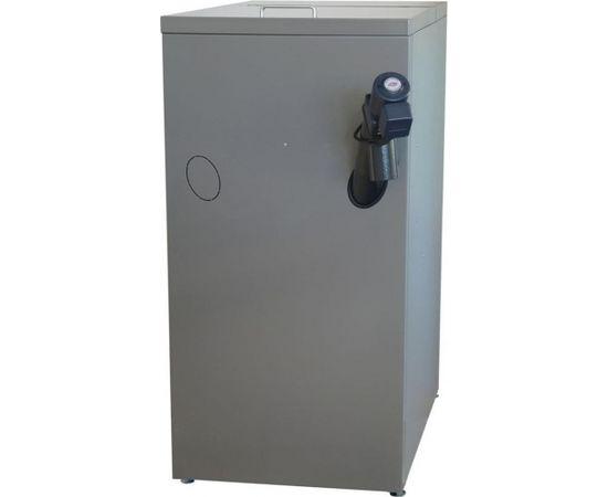 Granulu tvertne 500L ar šneku PPL120, 30kW
