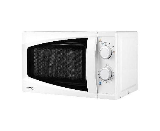 ECG MTM 2070 W Grill 20L 700w White Mikroviļņu krāsns