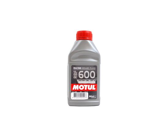 Motul Racing bremžu škidrums RBF 600 Factory Line DOT4 500ml