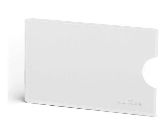 Kredītkaršu turētājs DURABLE ar RFID aizsardzību, (3 gab.)retail paka