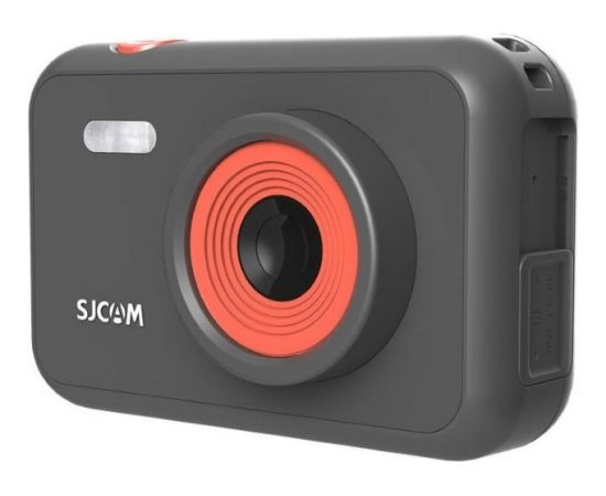 """SJCam FunCam F1 Digitālā Kamera Bērniem 5MP 720p HD 2.0"""" 800mAh Melna"""