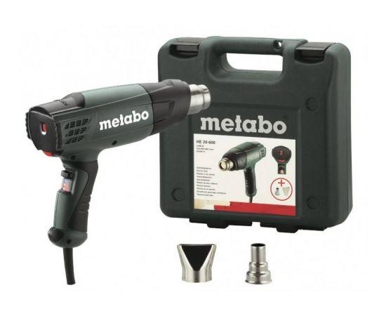 Metabo Elektriskais fēns HE 20-600