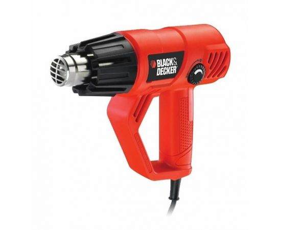 Black&decker Elektriskais fēns KX2001K + 5 accessories