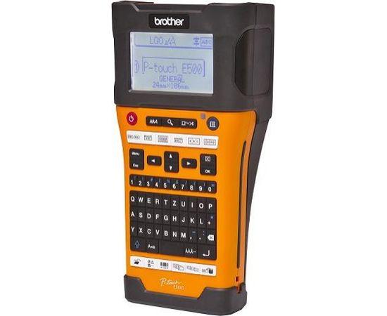Brother PT-E550WSP Uzlīmju printeris WiFi USB 3.5-24mm