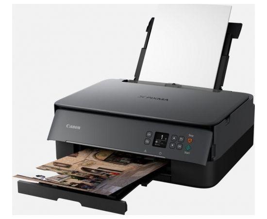 Canon PIXMA TS5350 Colour Inkjet Multifunction Printer A4 Wi-Fi Black