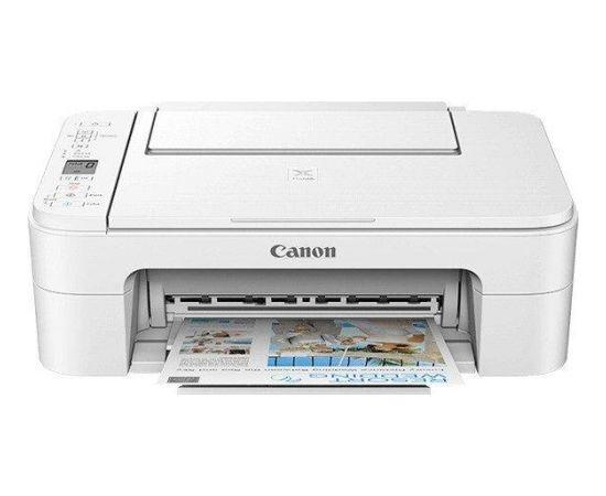 Canon PIXMA TS3351 Colour Inkjet Multifunction Printer A4 Wi-Fi White