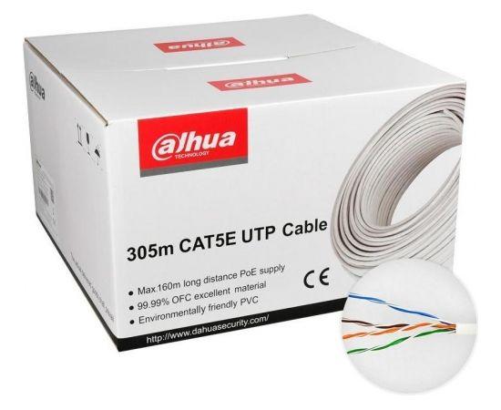 CABLE CAT5E UTP 305M WHITE/PFM920I-5EUN DAHUA