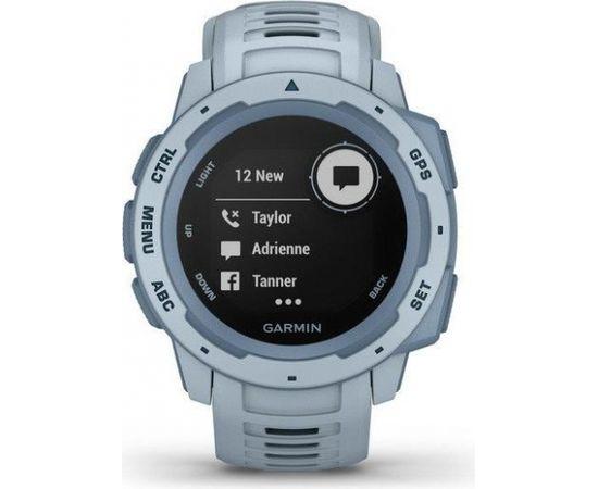 Garmin Instinct GPS, sea foam