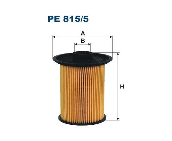 Filtron Degvielas filtrs PE815/5