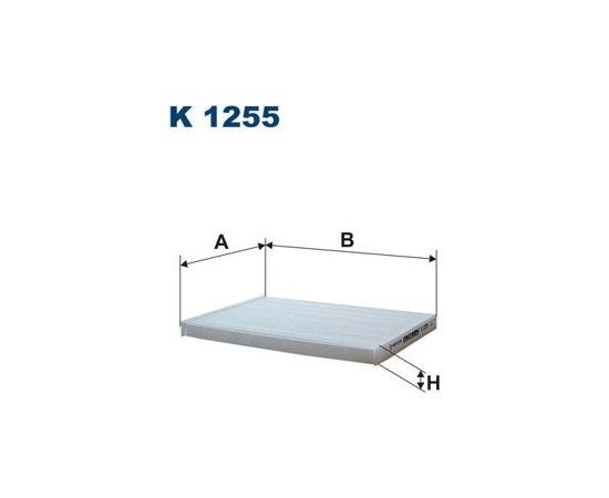 Filtron Salona filtrs K1255