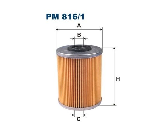 Filtron Degvielas filtrs PM816/1