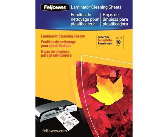 LAMINATOR ACC CLEANING SHEET/10PCS 5320604 FELLOWES