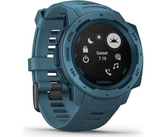 Garmin Instinct GPS, lakeside blue
