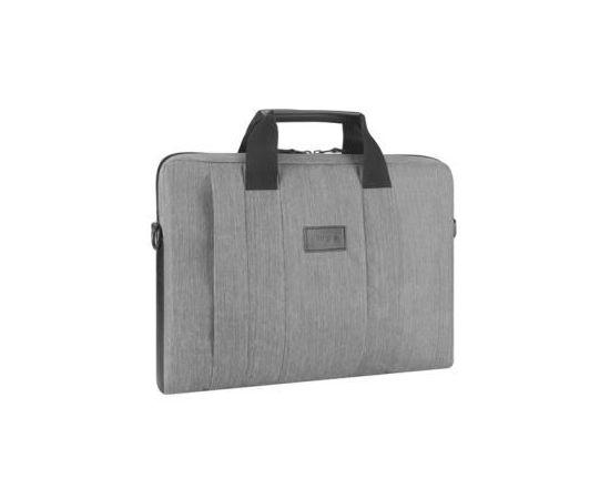 Targus Smart Grey Laptop Case 15.6'' - City Smart Laptop Slipcase,