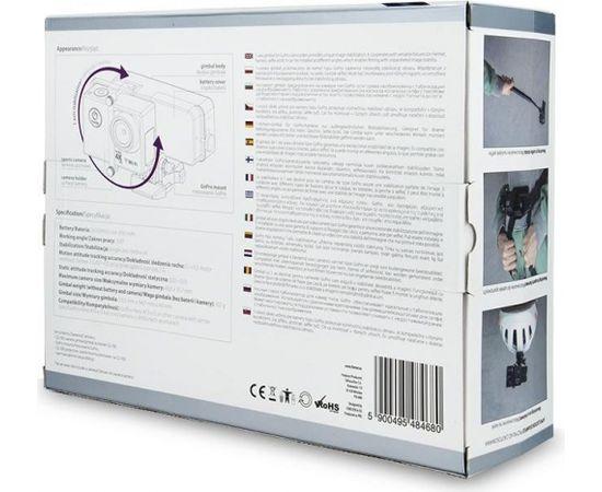 Forever CG-100 Gimbal 1-axis Sporta Kameru Stabilizators Melns (EU Blister)