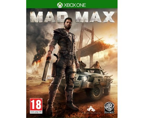 Wb Games Xbox One Mad Max