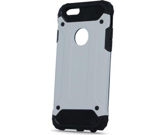 GreenGo iPhone XR Defender II case  Silver