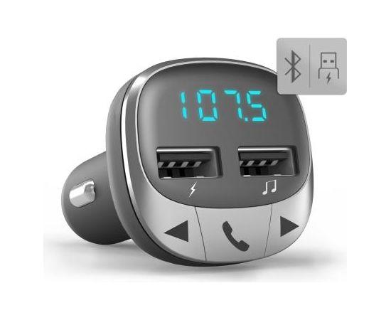 ENERGY SISTEM MUSIC BLUETOOTH FM MODULĀTORS (Bluetooth, microSD, USB Charger, USB MP3) GARANTIJA 3 GADI!