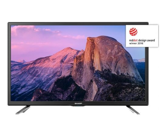 "Sharp LC-24CHG5112E 24"" HD Ready Black"