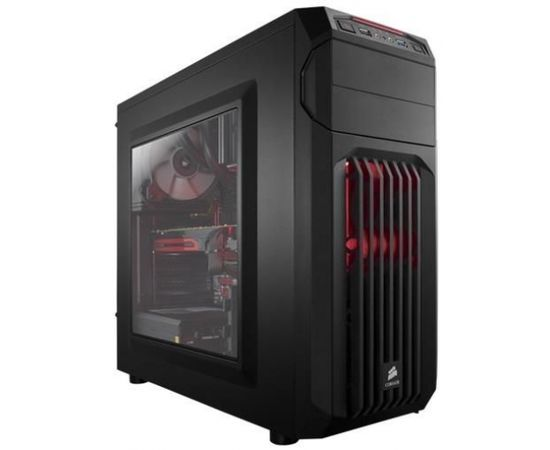 Corsair computer case Carbide Series™ SPEC-01 RED LED Mid Tower Gaming