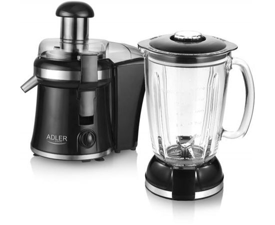 Juicer with blender Adler AD4064