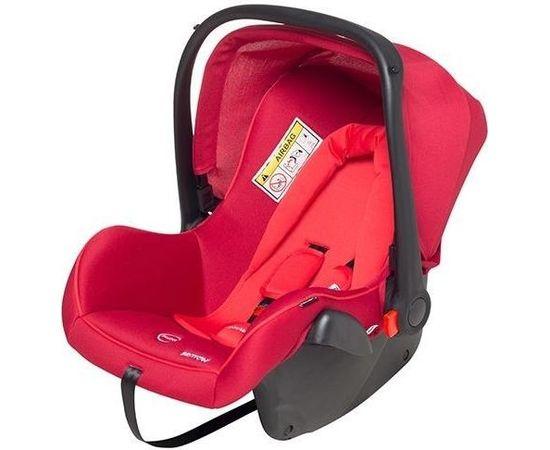 Britton BabyWay Art.B2136  Rumba Red  Bērnu autosēdeklis 0-13kg