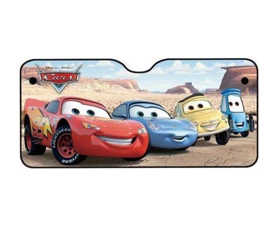 Disney Cars Block UV automašīnas saules aizsargi priekšējām stiklām ar UV staru aizsārdzību