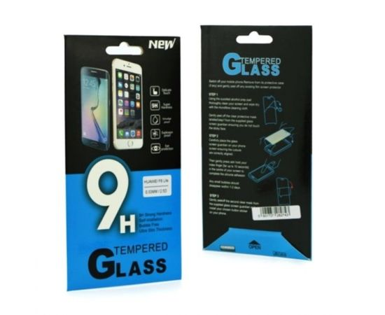Blun Extreeme Shock 0.33mm / 2.5D Aizsargplēve-stiklss Sony LT36i Xperia Z Priekša+Aizmugure (EU Blister)
