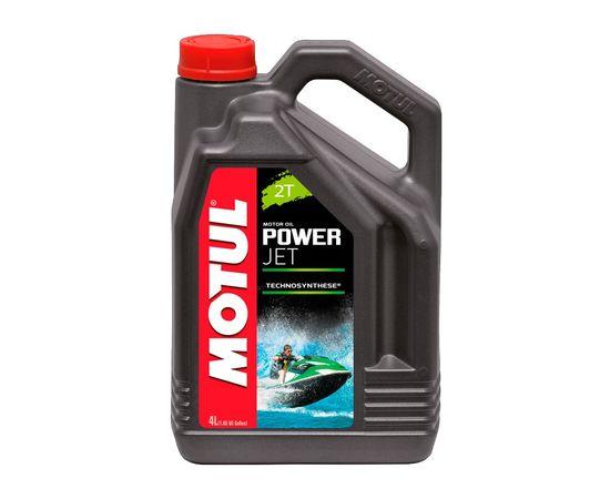 Motul eļļa ūdensmotocikliem pussintētika Powerjet 2T 4L