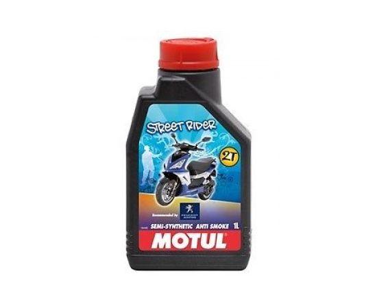 Motul motoreļļa Peugeot Street Rider 2T pussintētika 1L