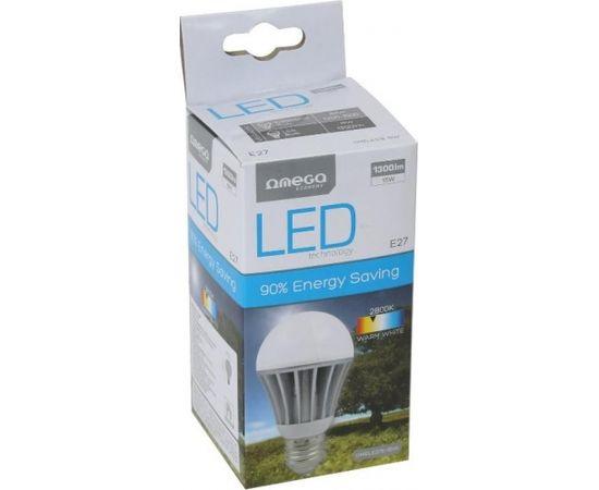 Omega LED spuldze E27 15W 2800K (42357)