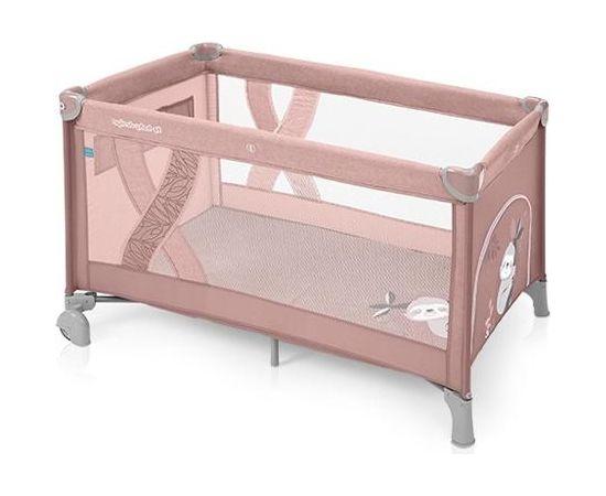 Baby Design Simple NEW (Roza 8) BabyDesign manēža
