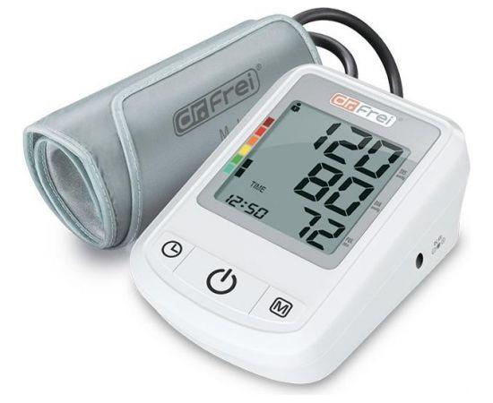 Dr. Frei Dr.Frei M-200A Automātiskais Asinsspiediena Mērītājs + Adapteris