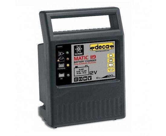Deca Matic119 Automātiskais akumulātoru lādētājs 300500