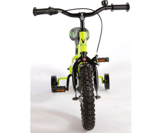 Volare Divriteņu velosipēds 12 collas Yipeeh Electric Green 71234 (3-4.5 gadiem)