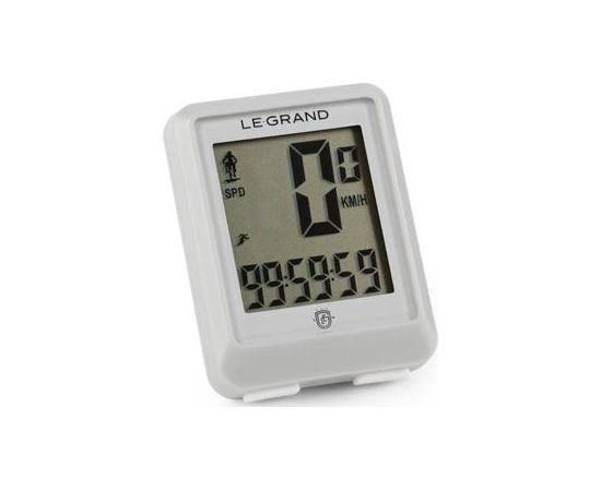 C11 LeGrand (pelēk.) (LGCLI000001GY) Velodators