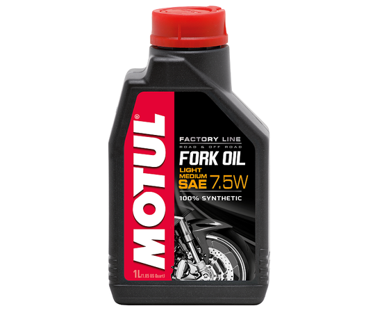 Motul ForkOil light/med FL 7,5W 1L Moto dakšu eļļa