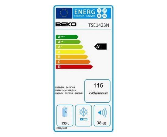 Beko TSE1423N ledusskapis 84cm A+ White