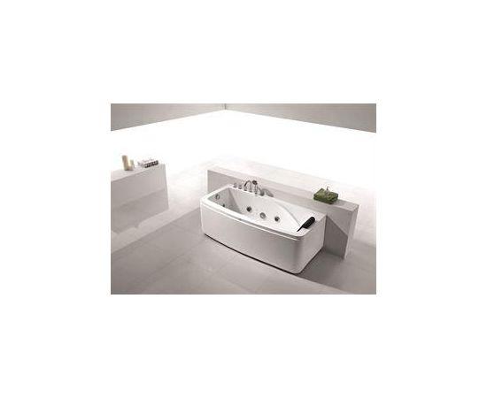 Vento Masāžas vanna ar maisītāju 1600x750x560, labā