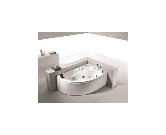 Vento Stūra masāžas vanna ar maisītāju 1500x1000x600, labā