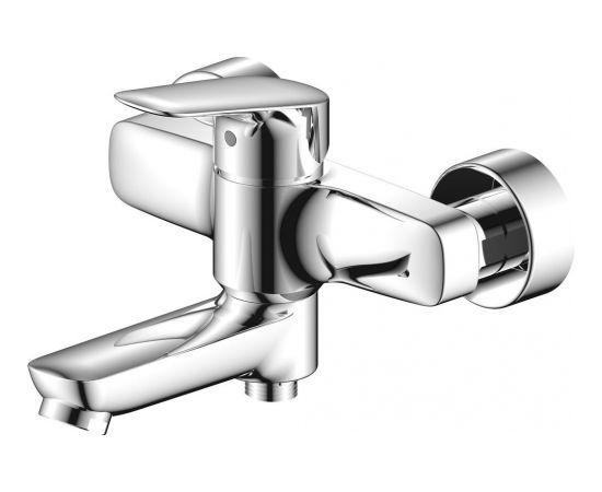 Maisītājs vannai un dušai Vento Prato bez aksesuāriem PR712-06-1