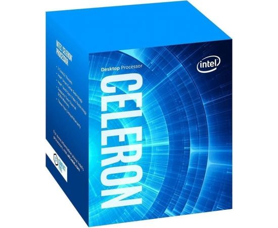 Intel CPU CELERON G5905 S1200 BOX/3.5G BX80701G5905 S RK27 IN
