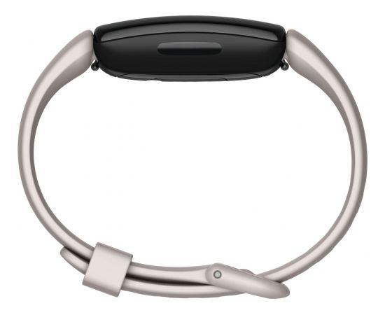Fitbit Inspire 2, lunar white/black