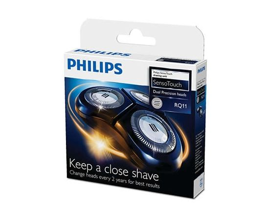 Philips SensoTouch 2D shaving heads for: SensoTouch 2D (RQ11xx)