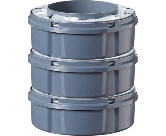 TOMMEE TIPPEE kasetes netīro autiņbiksīšu konteinerim Sangenic Twist Refil, x 3., 85102201