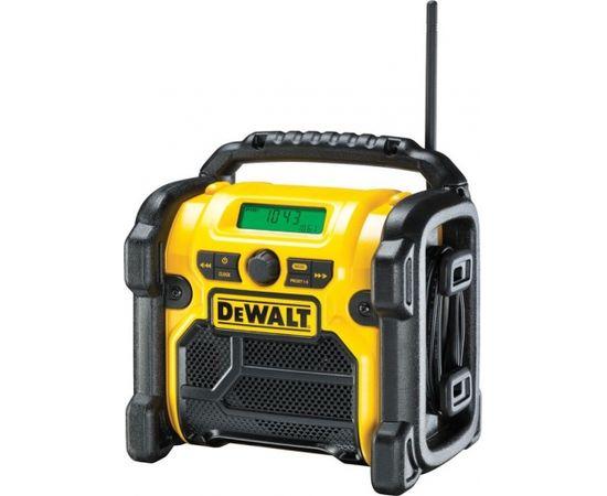 Radio DeWalt DCR019-QW XR Li-Ion FM/AM Compact Radio (DCR019)